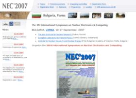 nec2007.jinr.ru