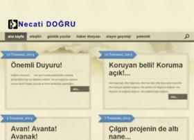 necatidogru.com