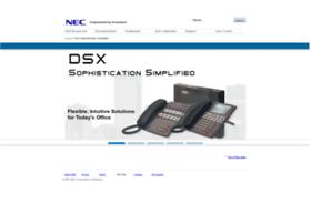 necdsx.com