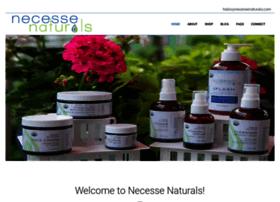 necessenaturals.com
