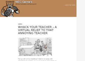 necgames.com
