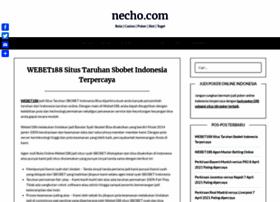 necho.com