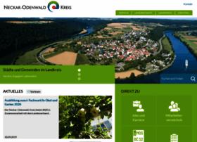 neckar-odenwald-kreis.de