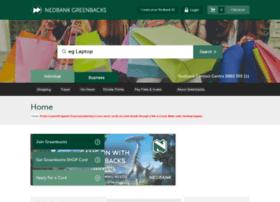 Nedbankgreenbacks.co.za
