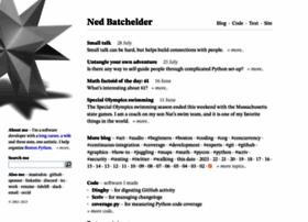 nedbatchelder.com