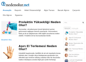 nedenolur.net