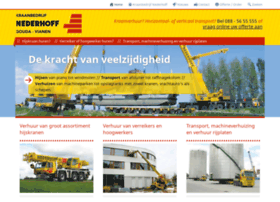 nederhoff.nl