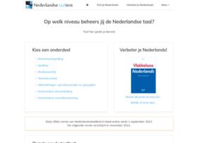 nederlandsetaaltest.nl