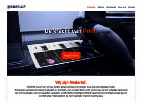 nederlof.nl