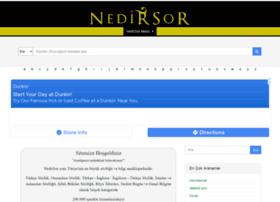 nedirsor.com