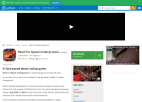 need-for-speed-underground.en.softonic.com