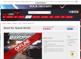need-for-speed-world.browsergamez.com