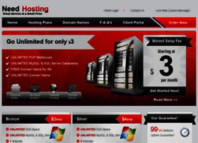 need-hosting.com