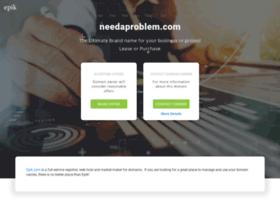 needaproblem.com
