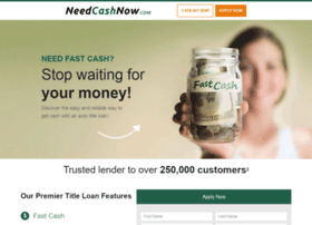 needcashnow.com
