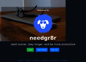 needgr8r.org