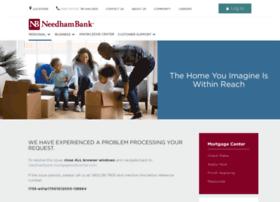 needhambank.mortgagewebcenter.com