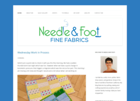 needleandfoot.com