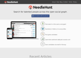 needlehunt.com