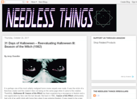 needlessthingssite.com