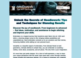 needleworktipsandtechniques.com