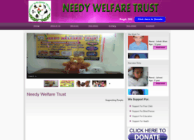 needywelfaretrust.org