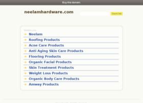 neelamhardware.com