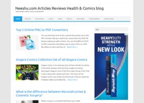 neeshu.com