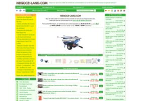 negoce-land.com