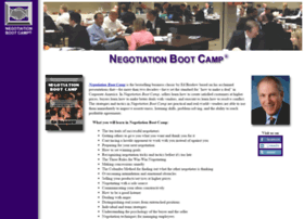 negotiationbootcamp.com