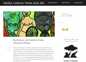 negracubanateniaqueser.wordpress.com