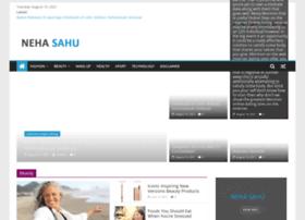 nehasahu.com