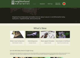 neighborhood-naturalist.com