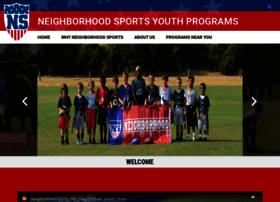 neighborhoodsports.us
