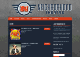 neighborhoodtheatre.com