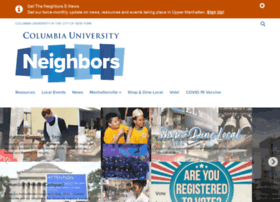 neighbors.columbia.edu