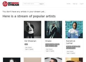 neilmauney.mymusicstream.com