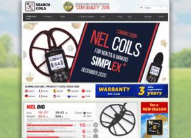 nel-metaldetectors.com