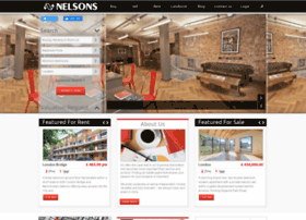 nelsonslettings.com