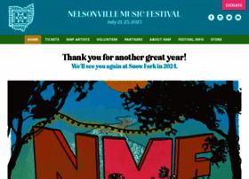 nelsonvillefest.org