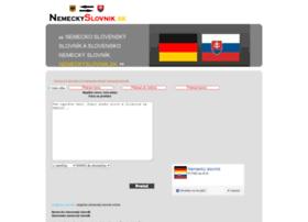 nemeckyslovnik.sk