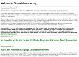 nemesis.lonestar.org