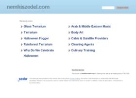 nemhiszedel.com