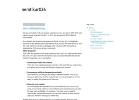 nemlikur026.blogspot.nl