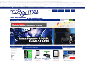 neo-games.cl