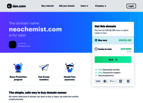neochemist.com