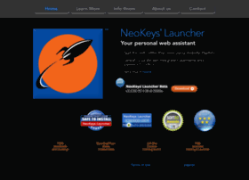neokeyslauncher.com