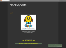 neolivsports.blogspot.co.uk