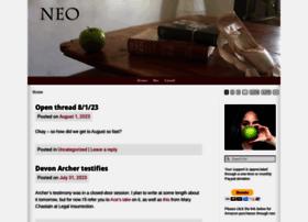 neoneocon.com