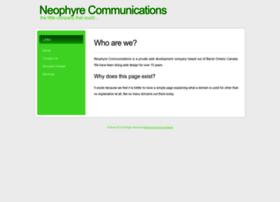 neophyre.com
